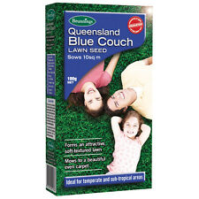 BRUNNINGS QUEENSLAND BLUE COUCH LAWN SEED 100G