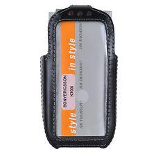 Jim Thomson Turnline Handytasche für Sony Ericsson K700i mit Drehclip, Case