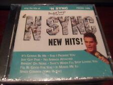 POCKET SONGS KARAOKE DISC PSCDG 1486 N SYNC CD+G MULTIPLEX