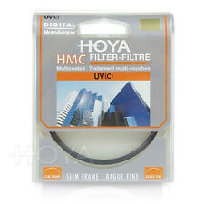 Genuine HOYA 58mm HMC UV(C) Camera Lens Filter Slim Frame Filtre Multi Coated