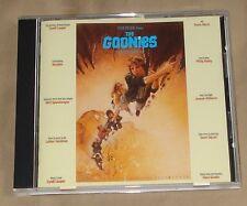 THE GOONIES (various artists) rare original mint Japan cd (1985)  OUT-OF-PRINT!