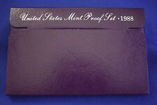 1988-s  U.S.Proof set. Genuine. complete and original as issued by US Mint.