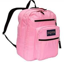 JANSPORT - Big Student - Pink Pansy  XL BACKPACK