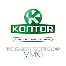 Various - Kontor Top Of The Clubs - The Biggest Hits Of The Year MMXIII - CD