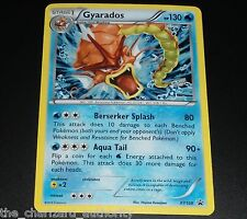 SHINY Red Gyarados XY109 XY Black Star Promo HOLO Rare NEAR MINT Pokemon Card