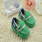 Toddler baby boy girl baby green crib shoes shoes size Newborn to 18 Months