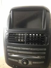 Ford Territory 2015 TX 6 Stacker Cd Player Colour Touch Screen