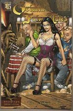 GRIMM FAIRY TALES GFT #15 ZENOSCOPE 06/07 AL RIO 3 LITTLE PIGS CVR 1ST PRINT NM