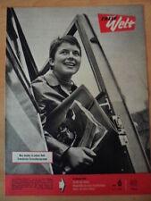 FREIE WELT 6 8.2. 1962 Iran VEG Wilmersdorf Rolle der Frau Kirgisisches Pompeji