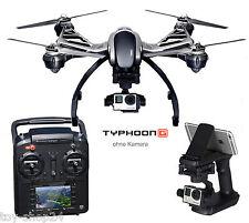 Yuneec Typhoon G Copter RTF mit Gimbal für GoPro 3 + 4 YUNTYGEU