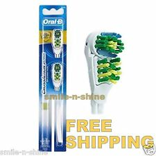 Oral-B CrossAction Power Replacement Brush Head - Soft