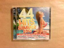 BOITIER 2 CD / 44 HITS SUMMER 2016 / NEUF SOUS CELLO