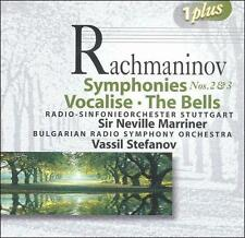Rachmaninov: Symphonies Nos. 2 & 3; Vocalise; The Bells, New Music