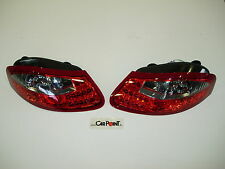 LED Rear Light Tail Light Set Porsche Boxster 986 96-04 red clear
