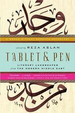 Tablet & Pen: Literary Landscapes from the Modern Middle East Words Without Bor