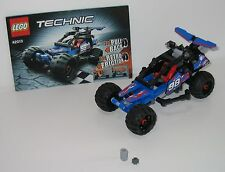 42010 LEGO Technic Off-Road Racer – 100% Complete w Instructions EX COND 2013
