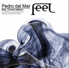 Pedro del Mar feat. Emma Nelson - Feel [Maxi-CD] Mixes by Martin Roth & DJ Shog