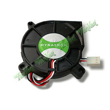 Dynatron Top Motor DB126015BU CPU Blower fan 60mm