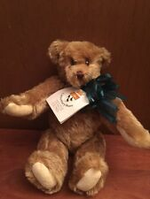 Vtg GUND CANTERBURY BEAR FREDERICK 13/300 UK SIGNED Maude John Blackburn Plush