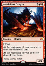 MTG AVARICIOUS DRAGON - DRAGO INGORDO - ORI - MAGIC