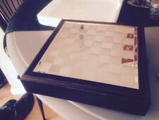 Chess Board with drawers