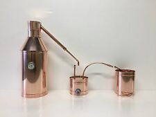 "6 Gallon Copper Moonshine Still, Thumper & Worm ""Special Addition"""