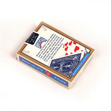 1 pcs Bicycle Poker Magic Trick Regular Playing Cards Standard Blue