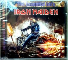 IRON MAIDEN THE ESSENTIAL HITS CD LIMITED ED EXCL P/S SEALED