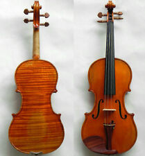 Master+ Violin 4/4!Outstanding Sound!1-P Flame Back!Highly recommended