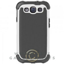 Ballistic SG MAXX Case-Samsung i9300 Galaxy S3 Charcoal/White Cover Shell Case