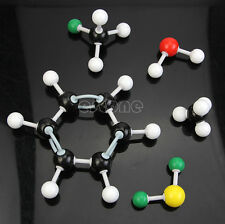Organic Chemistry Scientific Atom Molecular Models Teach Set Kit High Quality