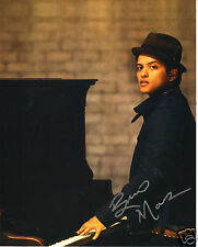 BRUNO MARS AUTOGRAPH SIGNED PP PHOTO POSTER