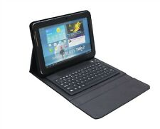 NEW Bluetooth 3.0 KEYBOARD Leather Stand Case For SAMSUNG Galaxy Tab2 10.1 P5100