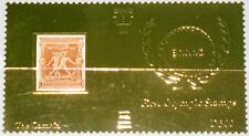 Gambie 2012 1st Olympic Games stamps GOLD OLYMPICS 1896 Athens sport d300 MNH 6