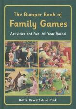 The Bumper Book of Family Games: Activities and Fun, All Year Round