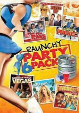 Raunchy Party 6 Pack (DVD, 2014, 2-Disc Set)