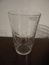 Vintage Gas Station Premium Giveaway Cup / Glass w/ Deer Decoration w/ Mark
