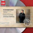 NEW Tchaikovsky: Symphonies Nos. 4, 5 & 6 Ecd by Stefano Novelli CD (CD)
