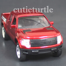 Jada Just Trucks 2011 Ford F-150 SVT Rapto Pickup Truck 1:32 Diecast Red