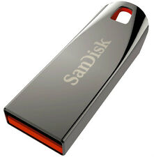 Sandisk 16GB Cruzer Force 16 GB CZ71  Metal Pen Drive