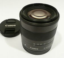 Canon Zoom Lens EF-M 18-55mm f/3.5-5.6 STM IS for Canon M