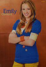 EMILY OSMENT - A3 Poster (ca. 42 x 28 cm) - Hannah Montana Clippings Sammlung