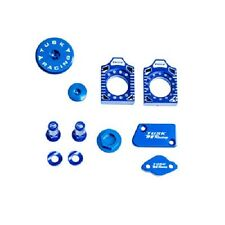 Tusk Billet Dress Up Bling Kit YAMAHA YZ250F 2014-2017 axle blocks oil fill plug