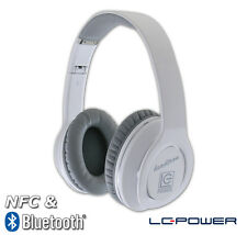 LC-Power - Bluetooth-Stereo-Kopfhörer mit NFC-Funktion - LC-HEAD-1W - Headtron