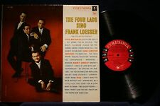 FOUR LADS-Sing Frank Loesser-Easy Classic Group Vocals on Nr Mt Vinyl LP