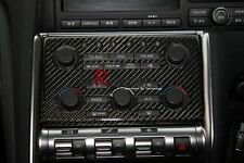 CARBON FIBER RSW STYLE LHD CONTROL PANEL FOR NISSAN R35 GTR GT-R