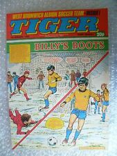 Comic- Tiger ,7th Jan 1984- BILLY'S BOOTS