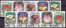 Korea 1991 - Paddestoelen/Mushrooms/Pilze