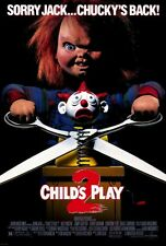 """CHILD'S PLAY 2 (1990) Poster [Licensed-USA-NEW] 27x40"""" Theater Size [CHUCKY]"""