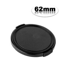Snap on normal Front Cap For 62mm Canon Nikon Sony Pentax Olympus fuji Lens